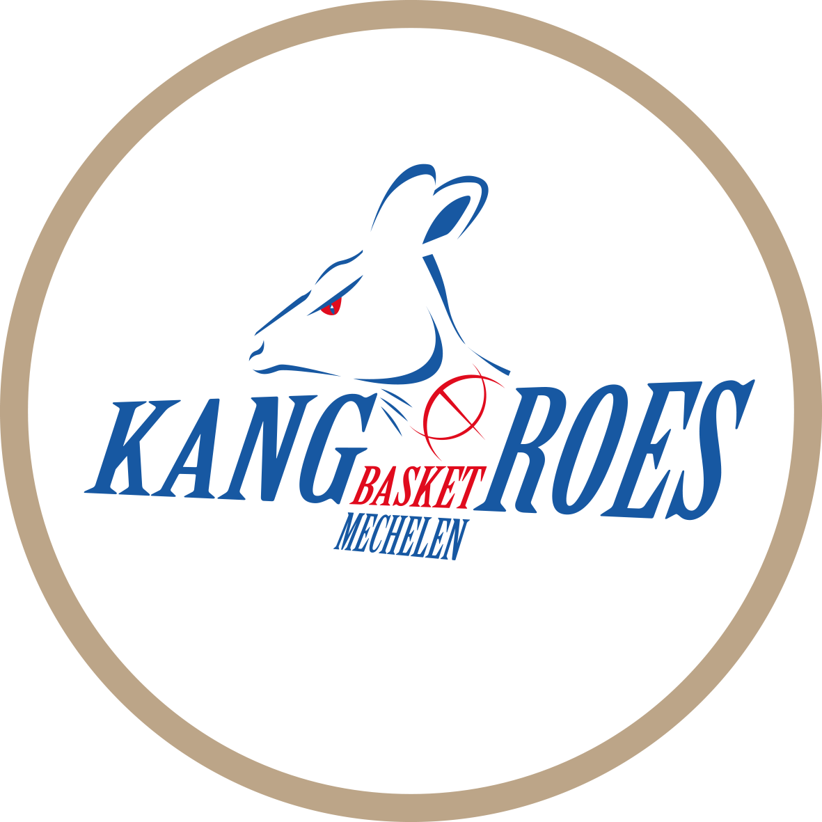 Kangoeroes Basket Mechelen Mechelen
